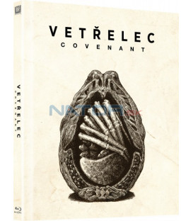 VETŘELEC: Covenant ( Alien: Covenant) Blu-ray DIGIBOOK