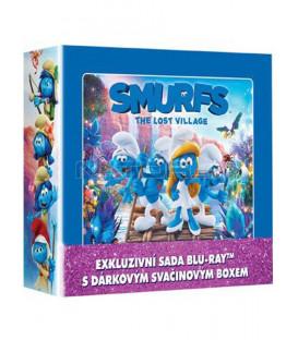 ŠMOULOVÉ 1-3 KOLEKCE - 3 x Blu-ray LUNCH BOX