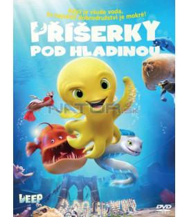 DEEP Příšerky pod hladinou  (DEEP Dobrodružstvo pod hladinou) SK/CZ dabing) DVD