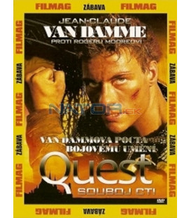 The Quest - Souboj cti (The Quest) DVD