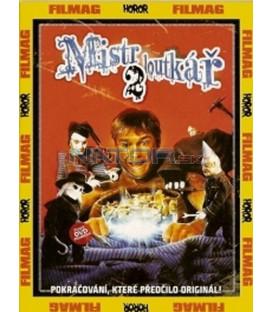 Mistr loutkář 2 DVD  (Puppet Master II)