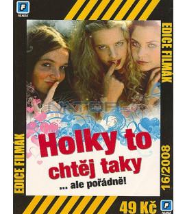 Holky to Chtěj Taky (Mädchen, Mädchen) DVD