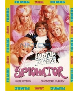 Austin Powers - Špionátor  DVD (Austin Powers: International Man of Mystery) DVD