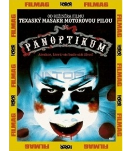 Panoptikum  DVD (The Funhouse)