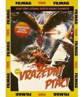Vražední ptáci DVD (Killing Birds)