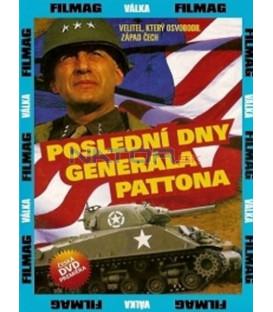 Poslední dny generála Pattona DVD  (The Last Days of Patton)