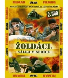 Žoldáci 2. DVD - Válka v Africe (Ofitsery: Poslednie voiny imperii)