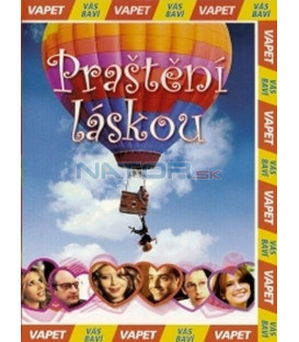 Praštění láskou (Crazy For Love) DVD