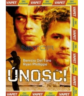 Únosci (The Way of the Gun) DVD