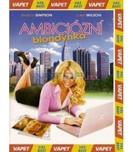 Ambiciózní blondýnka (Blonde Ambition) DVD