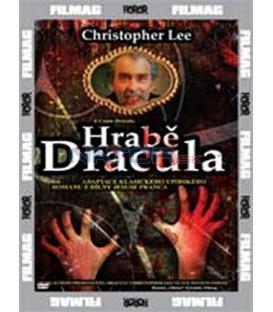 Hrabě Dracula DVD (Il Conte Dracula) DVD