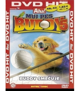 Můj pes Buddy 5/Můj pes Buddy 5 - Volejbalista (Air Bud: Spikes Back) DVD