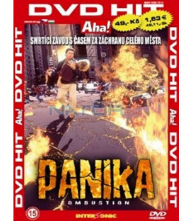 Panika (Combustion) DVD