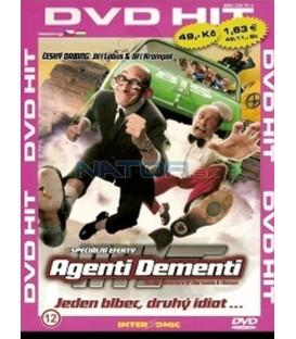 Agenti dementi (La Gran aventura de Mortadelo y Filemón) DVD