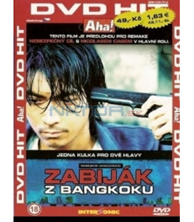 Zabiják z Bangkoku/Sniper z Bangkoku (Bangkok Dangerous) DVD