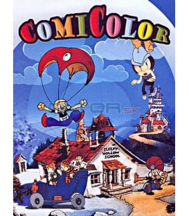 Comicolor DVD