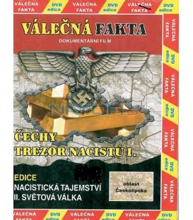 Válečná fakta - Čechy trezor nacistů I. DVD