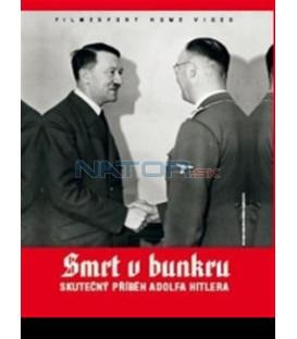 Smrt v bunkru - Skutečný příběh Adolfa Hitlera(Tod im Führerbunker - Die wahre Geschichte von Hitlers Untergang) DVD