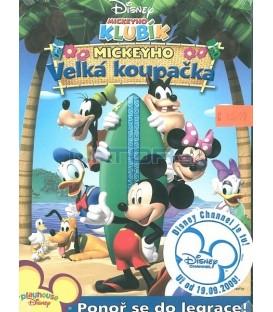Mickeyho klubík: Mickeyho velká koupačka