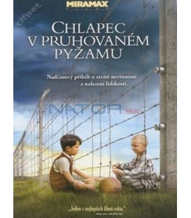 Chlapec v pruhovaném pyžamu (Boy in the Striped Pyjamas, The) DVD