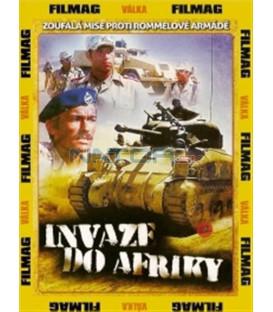 Invaze do Afriky (Sette di Marsa Matruh, I) DVD