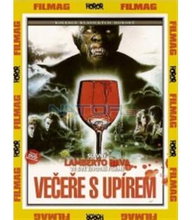 Večeře s upírem DVD (A cena col vampiro)