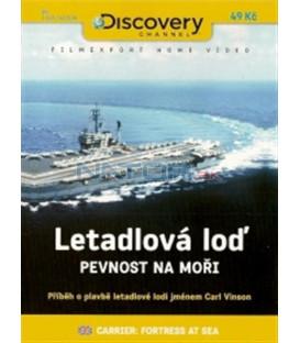 Letadlová loď - Pevnost na moři (Carrier: Fortress at Sea) DVD