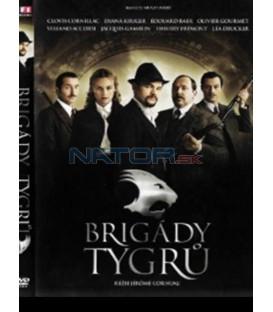 Brigády tygrů (Brigades du tigre, Les) DVD