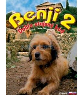 Benji 2 / Dobře utajený kód (For the Love of Benji) DVD