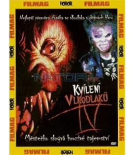 Kvílení vlkodlaků 4 DVD (Howling IV: The Original Nightmare)