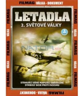 Letadla 2. světové války - 3. DVD