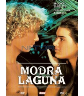 Modrá laguna (The Blue Lagoon) DVD