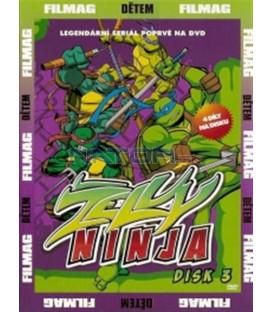 Želvy Ninja - disk 3 (Teenage Mutant Ninja Turtles)