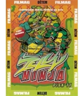 Želvy Ninja - disk 11 (Teenage Mutant Ninja Turtles)