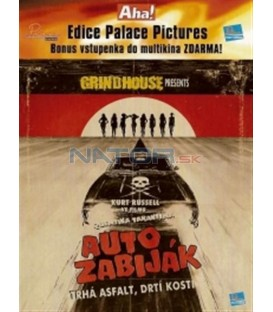 Auto zabiják/Grindhouse: Auto zabiják (Grindhouse: Death Proof) DVD