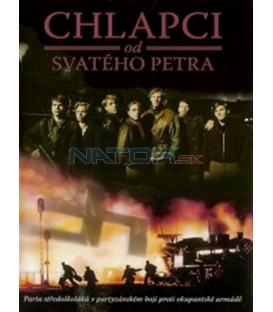 Chlapci od svatého Petra (Drengene Fra Sankt Petri) DVD