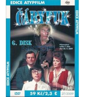 Čáryfuk - 6. disk (Catweazle) DVD