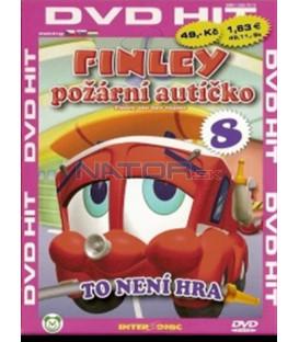 Finley - požární autíčko - DVD 8 (díly 29-32)(Finley, the Fire Engine)