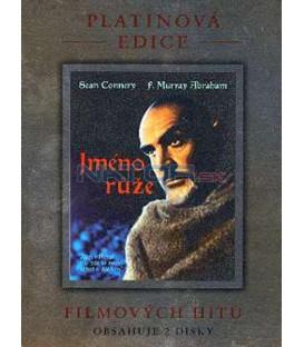Meno Ruže (Name of the Rose) - 2 DVD platinova edice
