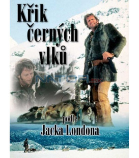 Křik černých vlků (Der Schrei der schwarzen Wölfe) DVD