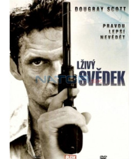 Lživý svědek (The Diplomat / False Witness) DVD