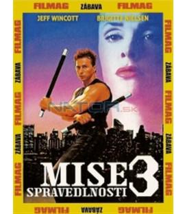 Mise spravedlnosti 3 DVD (Mission of Justice)