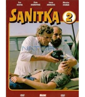 Sanitka - 2. DVD