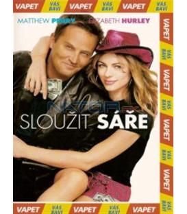 Sloužit Sáře (Serving Sara) DVD