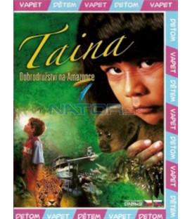 Taina - Dobrodružství na Amazonce (Tainá - Uma Aventura na Amazônia) DVD