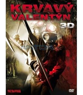 Krvavý Valentýn 3D(3D VERZI FILMU + 3D BRÝLE) (My Bloody Valentine)