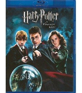 HARRY POTTER A FÉNIXŮV ŘÁD (Blu-ray)(HARRY POTTER AND THE ORDER OF PHOENIX)