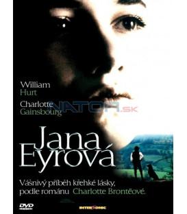 Jana Eyrová (Jane Eyre) DVD