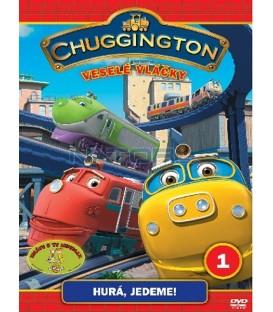 Chuggington - Veselé vláčky 1.: Hurá, jedeme! (Chuggington - Veselé vláčky 1.: Hurá, jedeme!)
