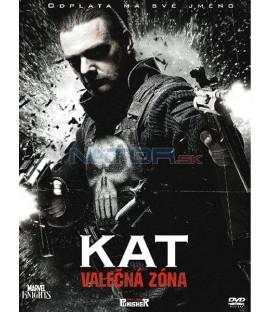 Kat: Válečná zóna (Punisher: War Zone) DVD